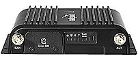 Image of Cradlepoint IBR650C-LPE-VZ M2M IoT In-Vehicle Broadband Router - Black