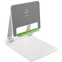 "Belkin Portable Tablet Stage - 9.8"" x 8.8"" x 9.1"" - White B2B118 B2B118"
