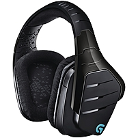 Click here for Logitech G933 Circumaural Wireless 7.1 Surround So... prices