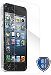 V7 Shatter-proof Tempered Glass Screen Protector - iPhone 5, 5s or 5c PS500-IPHN5TPG-3N PS500-IPHN5TPG-3N