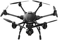 YUNEEC Typhoon H Pro Hexacopter with ST16 All-in-One Controller Gun Metal Gray YUNTYHBPUS