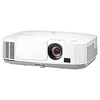 NEC Display NP-P451W LCD Projector - 720p - HDTV - 16:10 ...