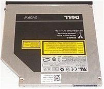 Image of Dell 0XX243 8X SATA Dual Layer DVD+RW Drive for Latitude, Precision Series Notebooks