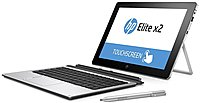 HP Elite x2 1012 G1 T8Z04UT Tablet PC with Travelling Key...