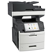 Lexmark MX711DE Laser Multifunction Printer - Monochrome ...