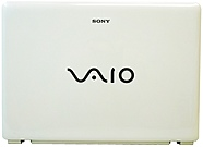 X-2187-819-1 LCD Back Cover for Sony Vaio VGN-CR220E/W No...