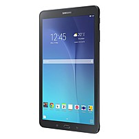 Samsung Galaxy Tab E SM-T560NZKUXAR 9.6 inch Qualcomm APQ 8016 1.2GHz/ 16GB/ Android 5.1 Lollipop Tablet (Black) SM-T560NZKUXAR