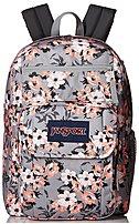 JanSport JS00T69D0JB Digital Student Backpack - Coral Sparkle Pretty Posey