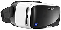 Zeiss 2174-931 VR One Plus Virtual Reality Smartphone Headset - White 2174-931