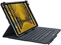 "Logitech Universal Keyboard Folio Case for Most 9-10"" Tablets 920-008334"