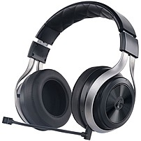LS30 Wireless Gaming Headset - Stereo - Black - Mini-phon...
