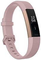 Fitbit FB408RGPKL Alta HR Activity Tracker with Heart Rate - Large - Soft Pink, Rose Gold