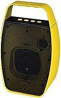 NXG Technology NX-WRLSM-YELLOW Wireless Bluetooth Speaker - Weather