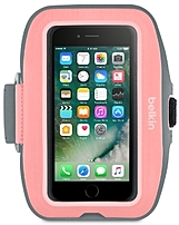 Belkin F8W782BTC01 Sport-Fit Plus Armband for iPhone 7 an...