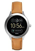 Fossil FTW6007 Gen 3 Q Venture Smartwatch - Stainless Steel - Brown