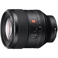 Sony G Master FE 85 mm F1.4 GM Full-Frame E-Mount Mid-range Telephoto Lens SEL85F14GM