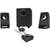 Logitech z213 2.0 Multimedia Speaker System (3-Piece) 980-000941