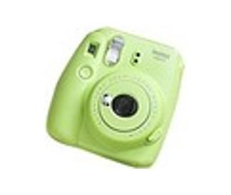 Fujifilm Instax Mini 9 Instant Film Camera - Instant Film - Lime Green 16550655