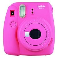 Fujifilm Instax Mini 9 Instant Film Camera - Instant Film - Flamingo Pink 16550631