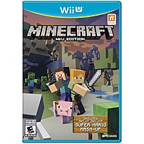 Nintendo Minecraft Wii U Edition - Action/Adventure Game - Wii U WUPPAUME WUPPAUME