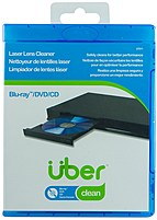 Uber 030878273114 Laser Lens Cleaner for Blu-Ray, DVD and CD Players 030878273114