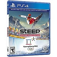Ubisoft Steep: Winter Games Edition - Sports Game - PlayS...