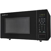 Sharp SMC1131CB Microwave Oven   Single   8.23 gal Capacity   Microwave   1000 W Microwave Power