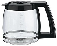 Cuisinart DCC-2200RC 14-Cup Replacement Glass Carafe - Black Trim DCC-2200RC