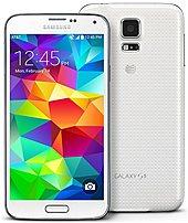 Samsung Galaxy S5 SM-G900AZWAATT Smartphone - 4G LTE - Bl...