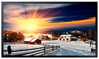 Samsung OH-F Series OH55F 55-inch Full HD Outdoor Signage...