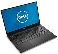 "Dell XPS 13.3"" Touch-Screen Laptop Intel Core i7 16GB Memory 512GB Solid State Drive XPS93607697SLV"