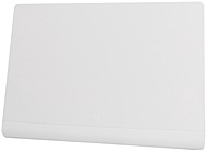 Image of GE 030878336987 Pro Flat Panel HD 50 Amplified Indoor TV Antenna - 50 Mile Range - White