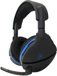 Turtle Beach Stealth 600 Wireless Surround Sound Gaming Headset for PlayStation 4 and PlayStation 4 Pro Black TBS-3340-01