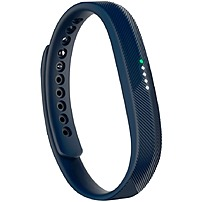 Fitbit Flex 2 Smart Band - Wrist - Accelerometer - Silent Alarm, Alarm, Text Messaging - Sleep Quality, Calories Burned, Steps Taken, Distance Traveled - Bluetooth - Bluetooth 4.0 - GPS - 120 Hour - 0