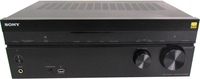 Image of Sony STR-DN1080 A/V Receiver - 7.2 Channel - Black - DTS X, Virtual Surround, Dolby Atmos - Internet Streaming - AirPlay, Spotify, Qobuz, TuneIn, NPR One, YouTube, iHeart Radio, Google Play Music, Napster, Pandora, 7digital, ... - Wireless LAN - Bluetooth