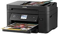 Epson WorkForce WF-2860 Wireless All-In-One Printer C11CG28201