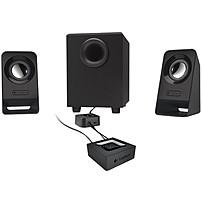 Logitech z213 2.0 Multimedia Speaker System (3-Piece) 980-000941