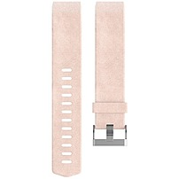 Fitbit Smartwatch Band - Pink - Leather FB160LBPKS