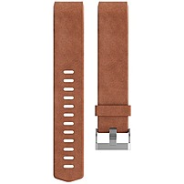 Fitbit Smartwatch Band - Cognac - Leather FB160LBBRS