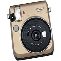 Fujifilm Instax Mini Instant Film Camera - Instant Film - Gold 16513920