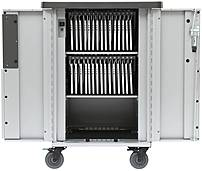 Bretford Mobility MiX Cart 30 for MacBook and iPad - 2 Sh...