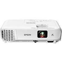 Epson Home Cinema 660 SVGA 3LCD Projector White EPSON HC 660 PROJECTOR V11H847