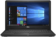 The Dell Inspiron 3576 I3576 3504BLK PUS Notebook PC is designed with the Intel Core i3 8130U 2.2 GHz Dual Core Processor matched with 8 GB DDR4 SDRAM to give you a great speed you need to run your most demanding applications and entertainment. The 1 TB Hard Drive provides optimum storage capacity for your important documents, photos, music, videos, applications, and more. Enjoy a bright and vibrant image on the 15.6 inch Display utilizing LED Backlighting technology. Navigate and enjoy a simple experience with Microsoft's Windows 10 Home 64 bit Edition operating system.