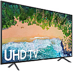 "Samsung 40"" Class LED NU7100 Series 2160p Smart 4K UHD TV with HDR UN40NU7100FXZA"