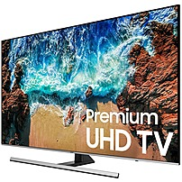 "Samsung 49"" LED NU8000 Series 2160p Smart 4K UHD TV with HDR UN49NU8000FXZA"