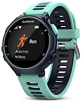 Garmin Forerunner 735XT Smartwatch Midnight Blue/Frost Blue 010-01614-01