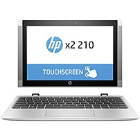 HP x2 210 G2 10.1 Touchscreen 2 in 1 Notebook - Intel Ato...