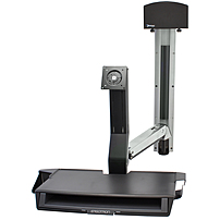 Ergotron StyleView Multi Component Mount for CPU Flat Pan...
