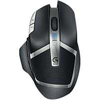 Logitech G602 Wireless Gaming Mouse Black 910-003820