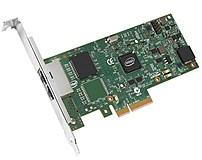 Intel I350T2V2 I350-T2 Network Adapter – PCIe 2.1 – 10|100|1000 MB|s – 4-Lane